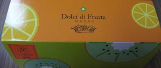 Dolic di Frutta NAGAOの北新地フルーツロールをいただきました!