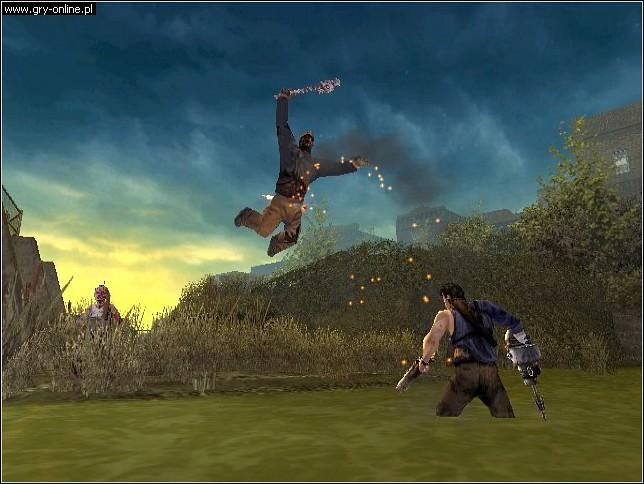Evil Dead: Regeneration Free Download image 3