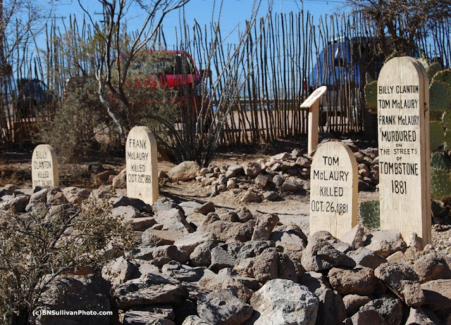 Boot Hill Graveyard, Tombstone, AZ