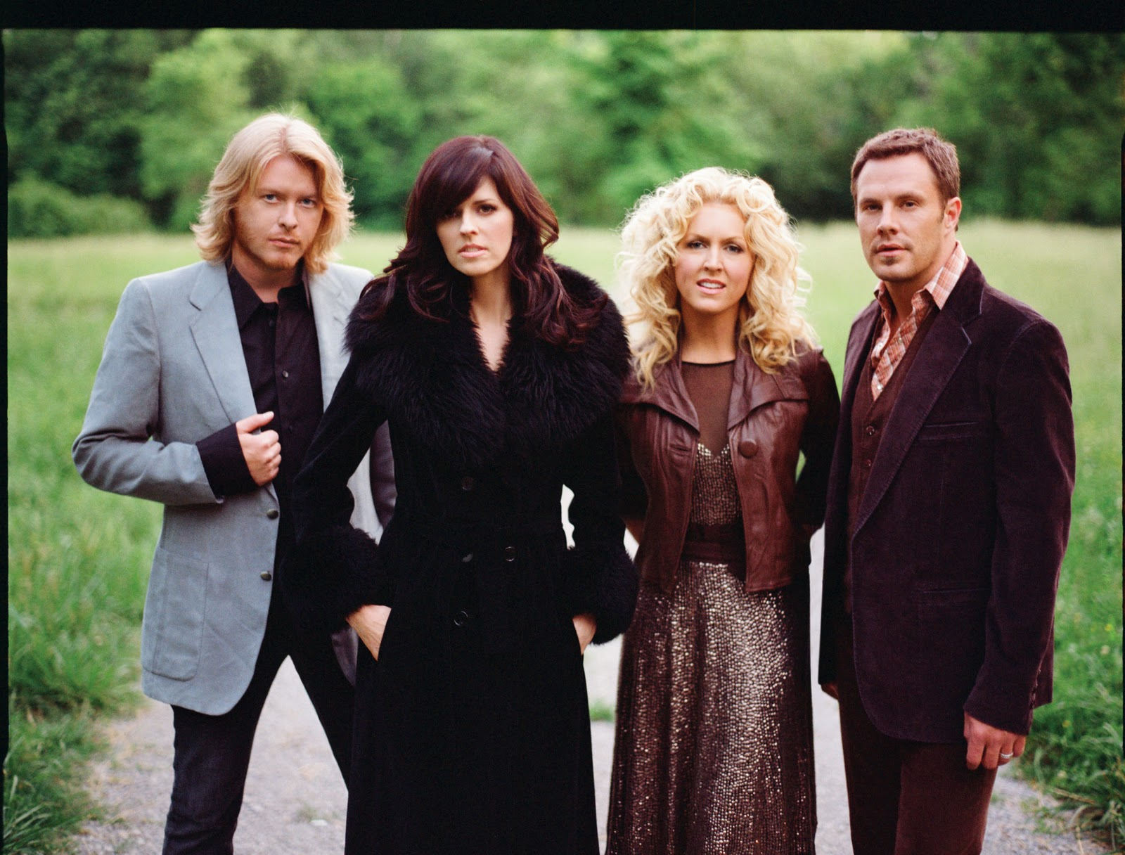 Us Magazine Catches Up With Little Big Town Country