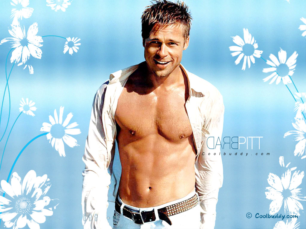 Brad Pitt Wallpaper Hollywood Movie Stars Backgrounds