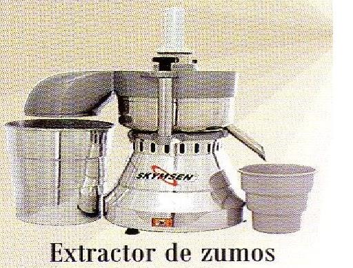 Gastronomia johana vocabulario tecnico gastronomico for Extractor de cocina industrial
