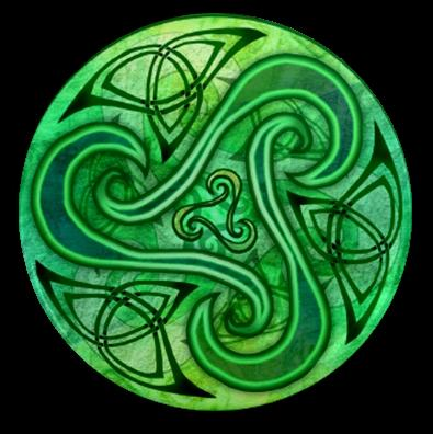 ... new exhibit on celtic trinity knots triskeles and triquetras are some