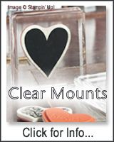 New Clear Mount Stamps!
