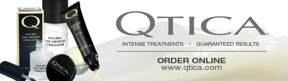 Qtica Products: Intense Hand, Nail and Body Treatments