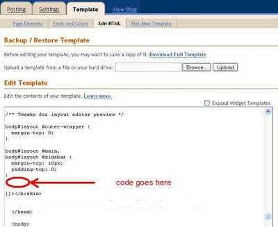 Add HTML and java Scripts Inside Blogger posts in a Display Box ...