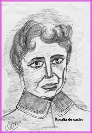 Rosalía de Castro...