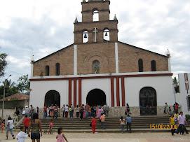 La iglesia  del Caguàn