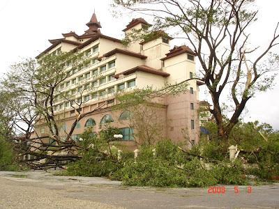 Sedona Hotel, Yangon
