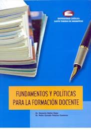 Fundamentos y Políticas para la formación docente