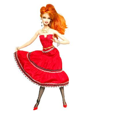 Barbie.  Cyndi Lauper.  ...Not Really.