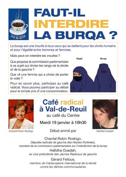 Café radical le mardi 19 janvier à Louviers !