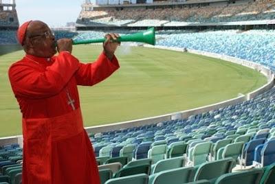 ÁFRICA DO SUL - Copa do Mundo: muitas iniciativas da Igreja sul-africana em favor dos torcedores do mundo inteiro