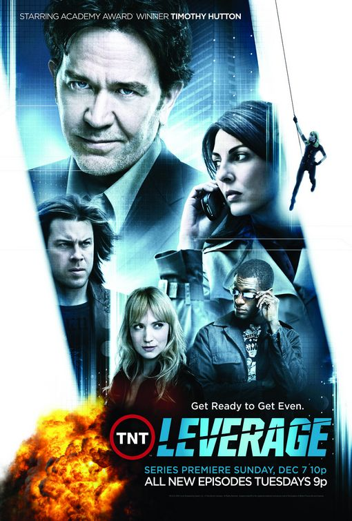 Leverage S04E16 The Gold Job HDTV XviD