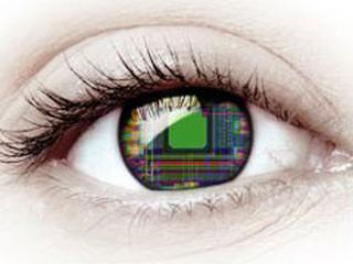 Нормальный глаз человека на расстоянии наилучшего зрения