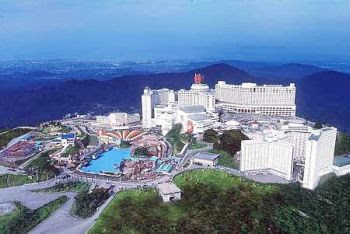 Genting - the city of entertainment