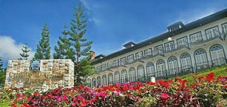 The Cameron Highlands Resort is one of the pieces of real estate owned by Tan Sri Francis Yeoh.