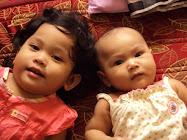 Mya Irdina & Dhya Qistina