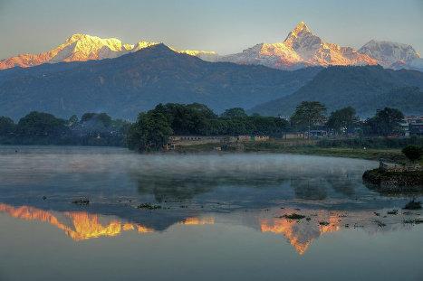 essay about pokhara city