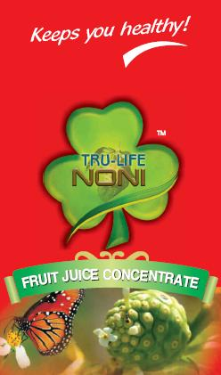 True Life Noni - the best indian noni
