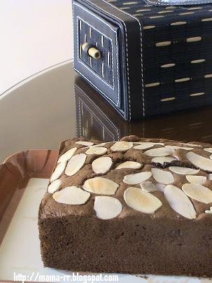 Resep Brownies Panggang Coklat Brokus