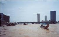 Typcial river scene