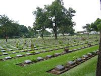 Allied Cemetary, Kanchanaburi