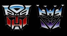 "Reseas de la serie: ""Transformers"""