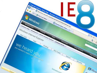 Internet Explorer 8 Beb..