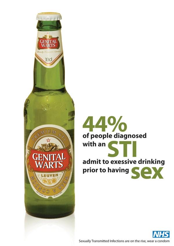 NHS Condom - Used It TV ad - 40 sec advert -