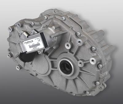 Borgwarner Egeardrive Transmission Propels 2011 Ford Transit Connect