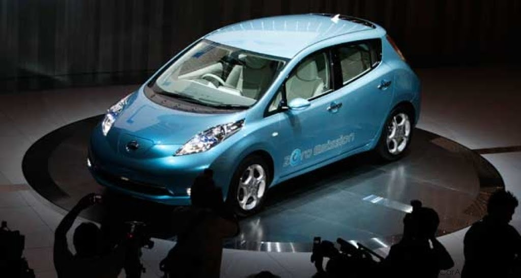 nissan leaf to cost 25k in us after tax credit electric. Black Bedroom Furniture Sets. Home Design Ideas