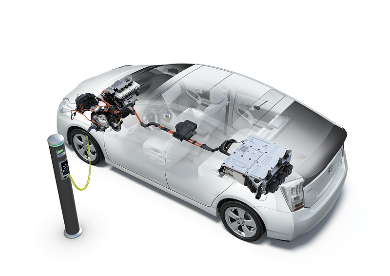 Toyota Launches 3Year Plugin Hybrid Demonstration Project in