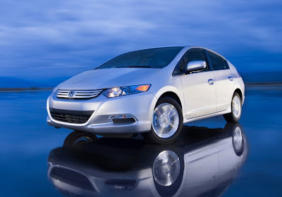 2010 Honda Insight Vs 2010 Toyota Prius Hybrid Electric Vehicle News