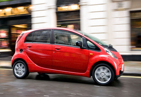 Photos Of Cars. Best 2010 electric cars