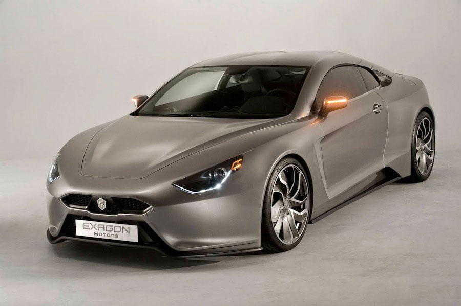 France's First All-Electric Luxury Car | Electric Vehicle News