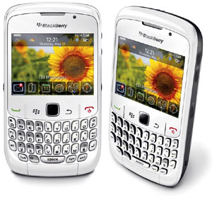Blackberry Gemini 8520 White