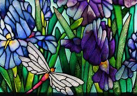 Glass painting made easy templatespatterns templatespatterns maxwellsz