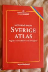 Straßenatlas Schweden