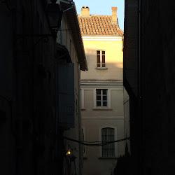 Avignon par Michel Benoit