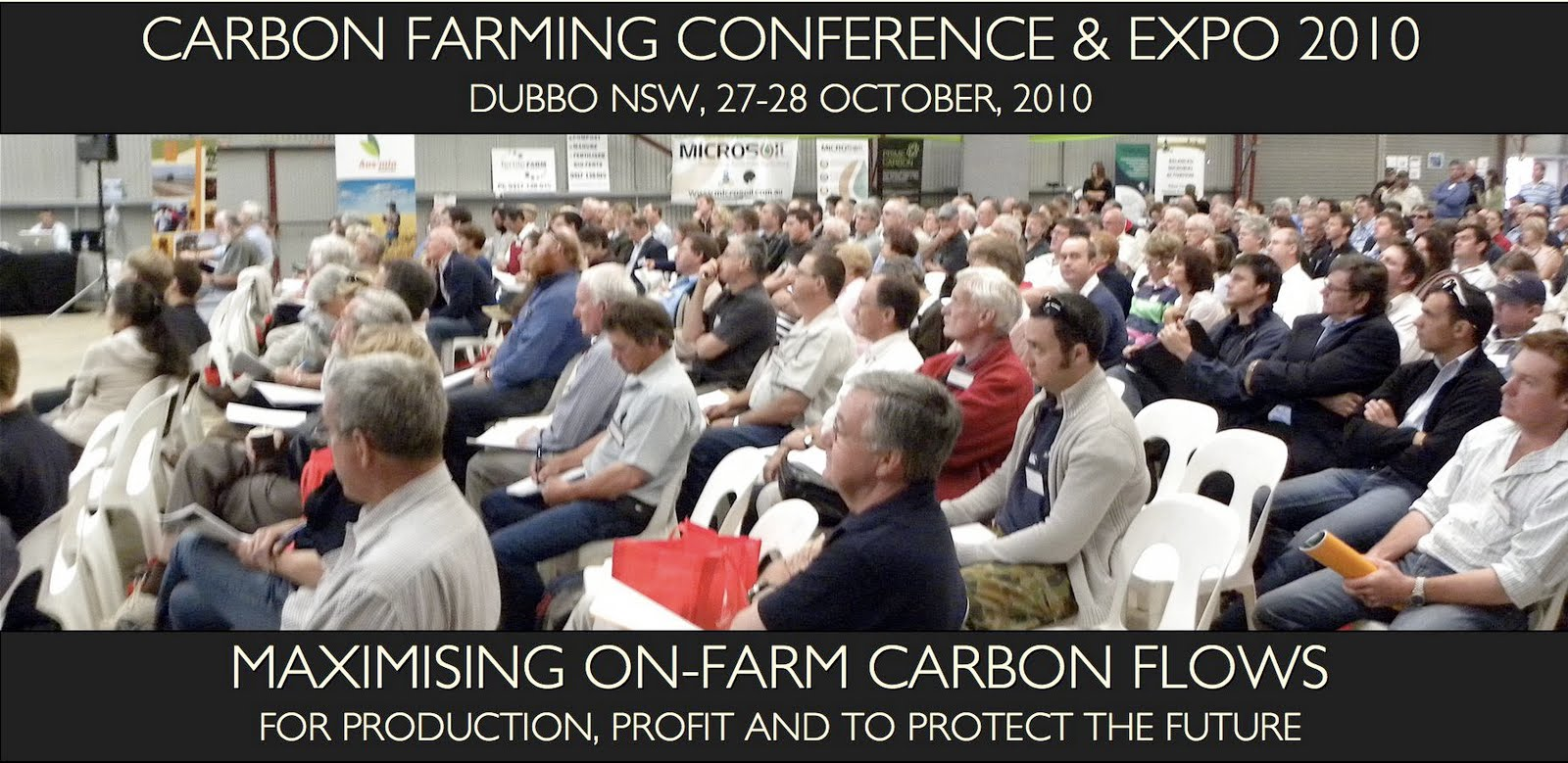 Carbon Farming Expo & Conference 2009