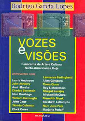 VOZES &amp; VISES - PANORAMA DA ARTE E CULTURA NORTE-AMERICANAS HOJE