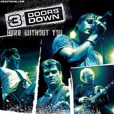 3 doors down here without you album art 3