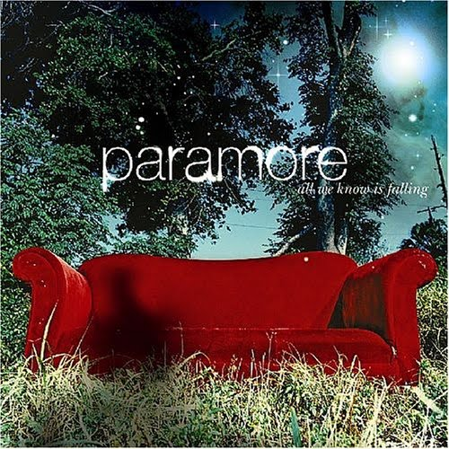 paramore album cover riot. The album cover is interesting