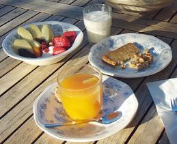 Desayuno dietético