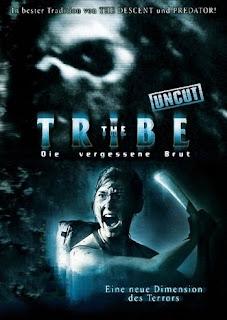 La tribu / La isla de los caníbales Poster