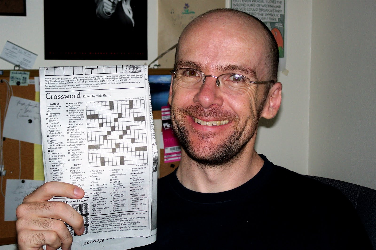 Wife crossword puzzles and anal sex 2