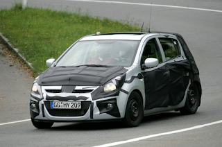 i20 Launched by Hyundai