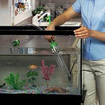 Aquarium Gravel Cleaners and Vacuums Makes Cleaning Fish Tanks Easy!