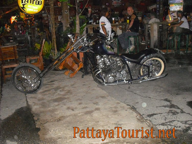 Tattoo bar Pattaya